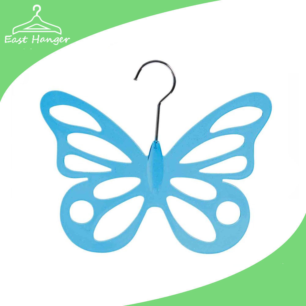 ps塑料蝴蝶形状毛巾夹